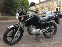 Yamaha Ybr 125 good cond, new tyres, brakes, chain/sprocket