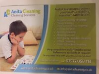 Anita Cleaned Service