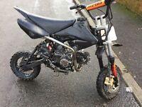 Xplora 110cc pitbike