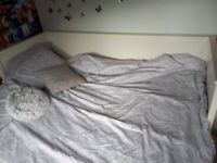 White Hemnes Day Bed free- **agreed a collection so will take down ad after