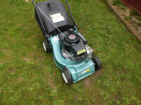 Castel Garden Lawnpro petrol lawnmower