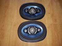 X3 SETS OF 6X9 SPEAKERS TAKE A LOOK