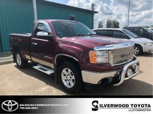 2008 GMC Sierra 1500 SL, 4X4 SPORT, SHORT BOX