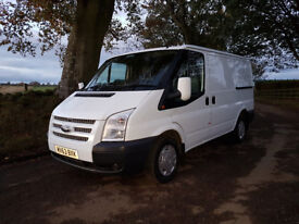 Ford Transit 100 T260 2014 Model – 1 Owner from new, Excellent Condition