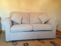 Deluxe small double sofa bed hardly ever used