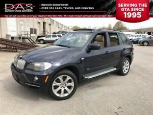 2007 BMW X5 4.8L NAVI/TV-DVD/7 PASS