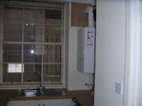 Refurbished flat close to University.