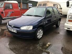 Peugeot 106 independence - low miles and very tidy