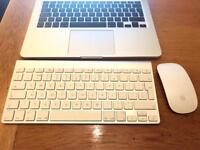 Apple Wireless Official Mouse & Keyboard iMac iPhone MacBook Pro Apple tv Bluetooth