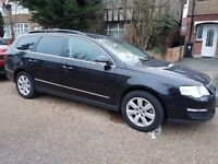 Driver/Chauffeur services available on VW estate car (lowest prices)
