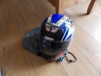 Helmets having a clear out as i now ride a trike and dont need full face start at £20