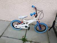 Child's Bike Two Wheeler for 4-8 years old