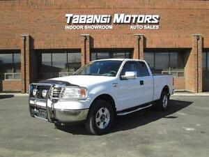 2007 Ford F-150 XLT EXTENDED 4X4 6.5FT POWER GROUP!