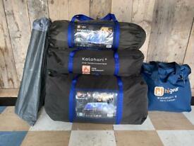 Hi-gear Kalahari 8 Birth Tent and Porch