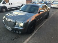 Chrysler 300c diesel automatic not bmw ,mercedes, audi,