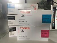 HP remanufactured toners