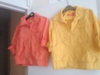 Ladies brand new short length summer jackets size 12 excellent buy 3 for 12.00