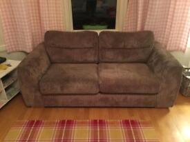 Large 2 seater sofa in excellent condition