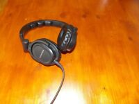 Hi-fi over ear headphones
