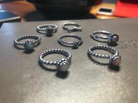 Genuine Pandora Rings