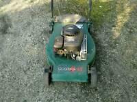 Qualcast Quadtrac 45 rotary lawn mover