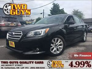 2015 Subaru Legacy 2.5i Touring Package MOON ROOF BACK UP CAMERA