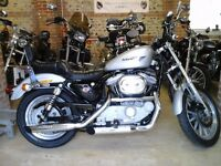 DEPOSIT PAID AMAZING 2000 HARLEY DAVIDSON XL1200S SPORTSTER SPORT LOW MILEAGE WITH EXTRAS