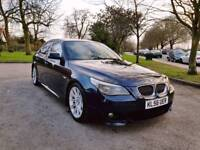 BMW 525D M SPORT AUTOMATIC 2006 FULL SERVICE HISTORY
