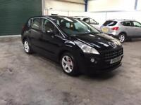 2011 Peugeot 3008 sport hdi 1 owner fsh guaranteed cheapest in country