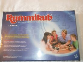 Rumnikub boxed game (brand new)