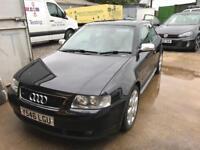 2001 Audi S3 210bhp Quattro