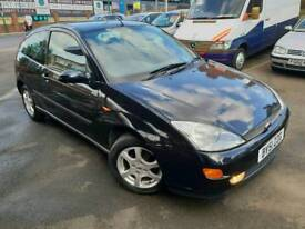 FORD FOCUS BLACK EDITION HEATED LEATHERS ONLY 38K MILAGE GRAB BARGAIN £795