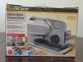 New Silvercrest Electric Multipurpose Slicer