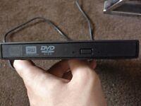 External USB optical drive