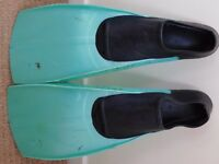 Swim flippers