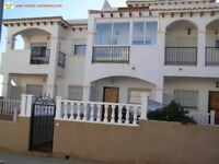 Costa Blanca, Spain. 2 bed townhouse with Wi-Fi, English TV. A/C from £200pw (SM034)
