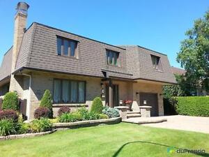 647 000$ - Maison 2 étages à vendre à Chomedey