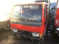 Nissan cabstar spare parts breaking