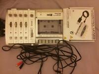 Tascam 4 track cassette recorder