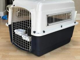 IATA animal cat dog airline carrier crate Petmate