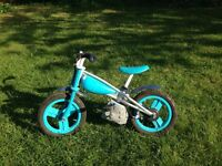 Balance bike. Option to add pedals.