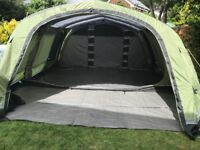 2017 Outwell Corvette 7ac tent