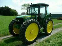 2010 Tractor John Deere 5029 Hours