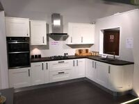 Gorgeous ex-display complete Kitchen for Sale including appliances