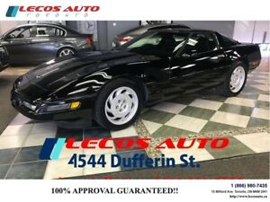 1994 Chevrolet Corvette 6 Speed/Removable Roof/Bose