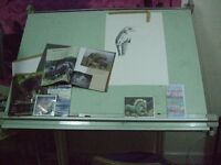 architect's drawing board