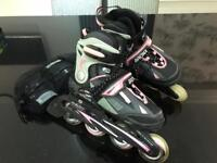 New Bronx RS475P size 13-3 Pink
