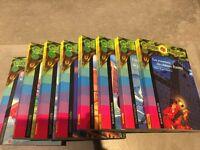 Cabanes Magiques, 4 books