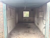 Lockup Garage with natural light, Brighton. Freehold. Car storage or art studio?