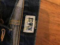 Edwin men's jeans